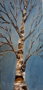 Winter Tree for Season Series