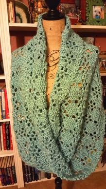 Crochet Wrap 1