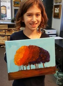 Sophia Abst trees