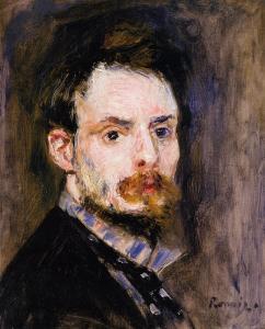 Renoir self-portrait-1875