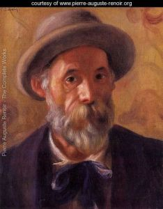 Renoir Self-Portrait