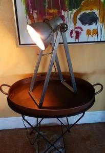 BDS Spot Lamp