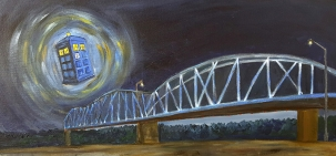 ConGT Bridge Demo Painting