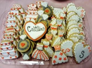 Bridal Shower PP 10 cookies