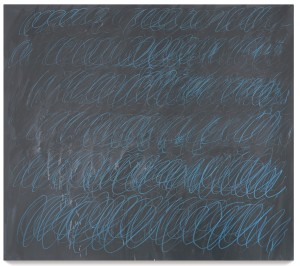 Twombly Untitled 1968