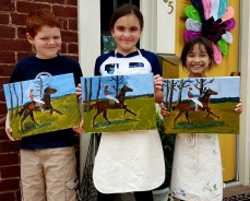 Degas Horse