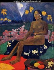 Gauguin Te-Aa-No-Areois-Aka-The-Seed-Of-Areoi