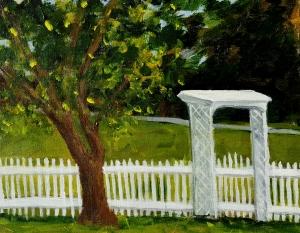 Retreat Painting Arbor