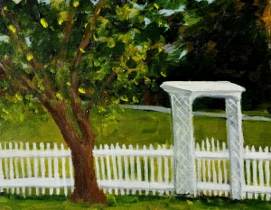 Retreat Painting Arbor