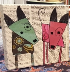 Collage Dogs KW