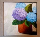 Hydrangea Painting 3
