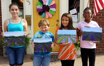 Kids Lavender
