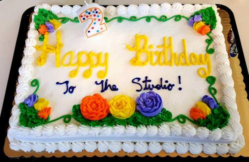BP 5 Cake
