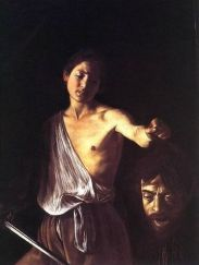 David with Head of Goliath