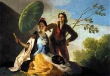 Goya parasol