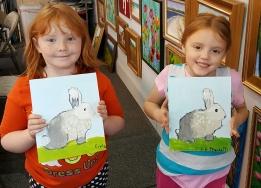Kids Bunny Thurs