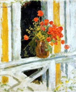 Bonnard Poppies