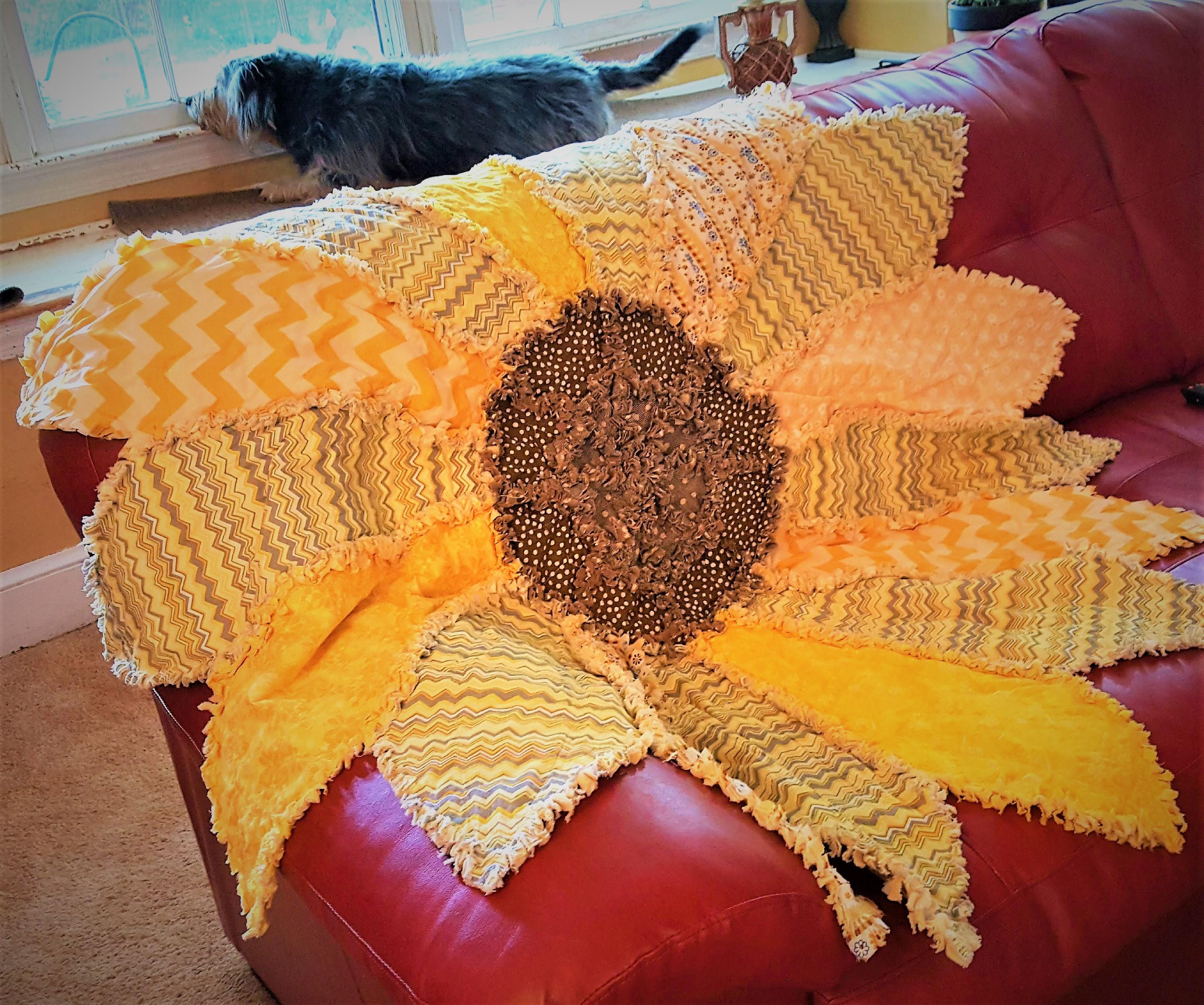 Sunflower Quilt