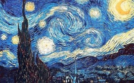 Van Gogh Starry (2)
