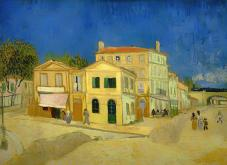 Van Gogh Yellow House