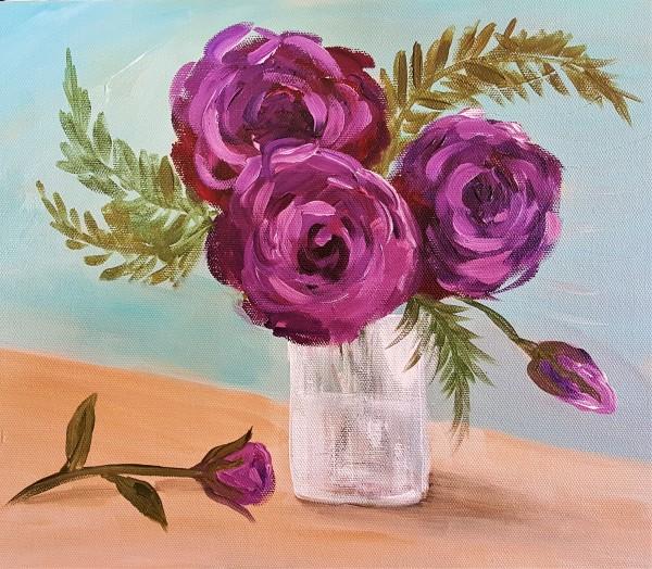 Roses for Feb