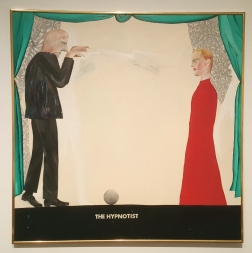 Hockney Hypnotist