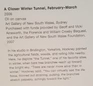 Hockney Tunnel 1