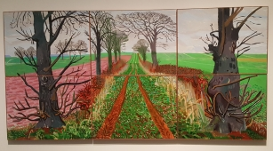 Hockney Tunnel 21