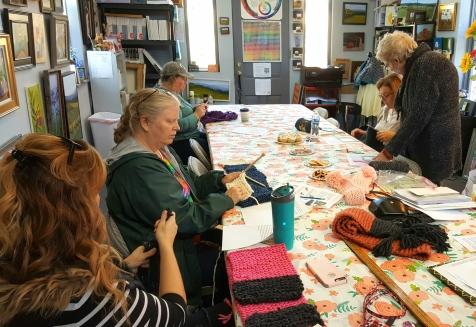 Knit with Sandra 2