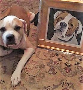 Lisa's Painting Gift