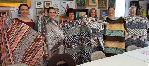 Rag Quilts Feb 2018 2