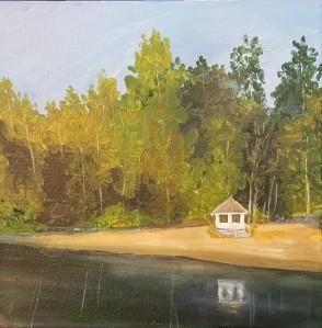 Capon Springs Pond