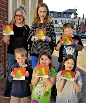 Kids Pears