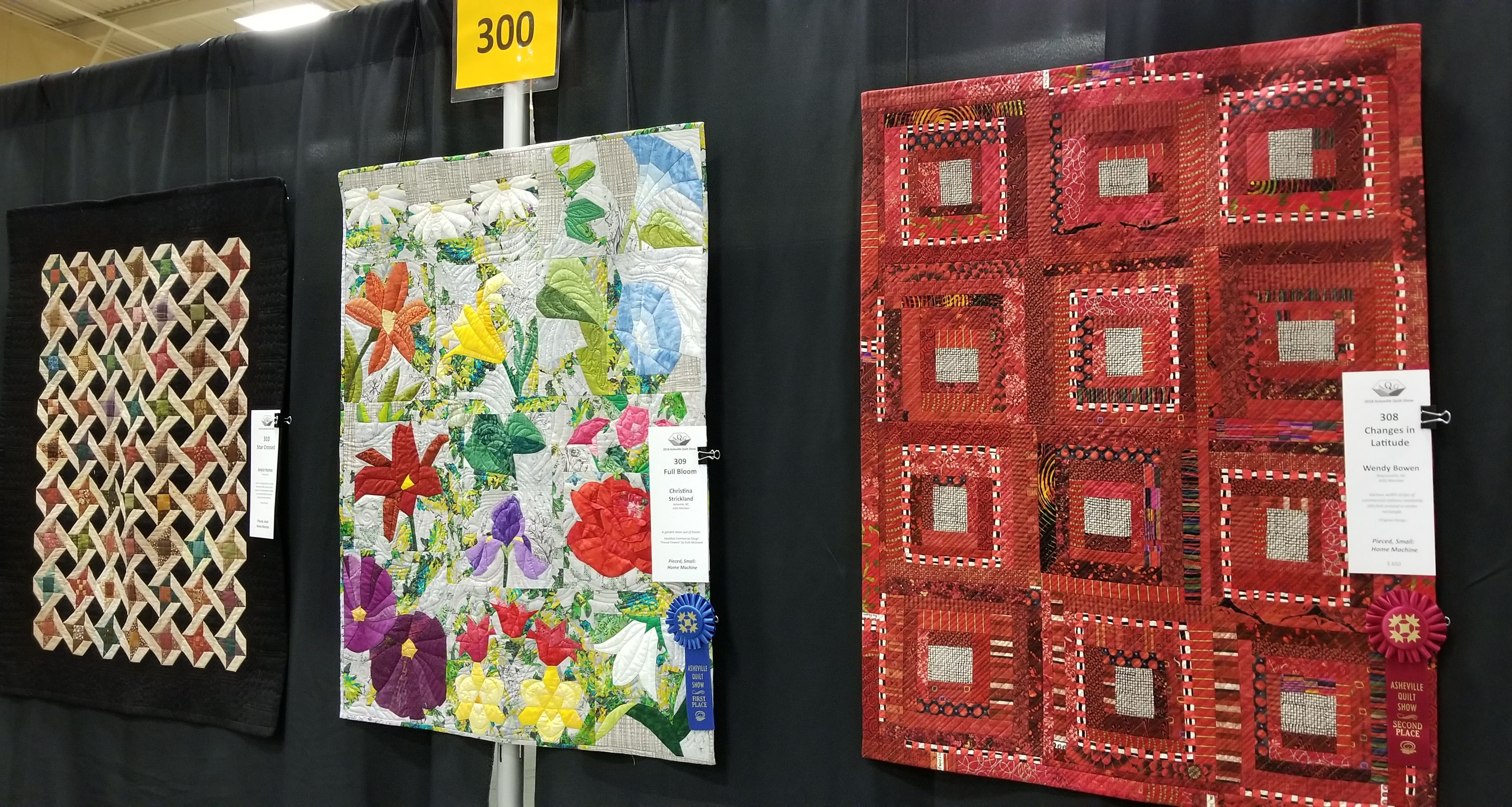 Asheville Quilt Show A Place For Learning