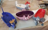 Yarn Bowls Workshop
