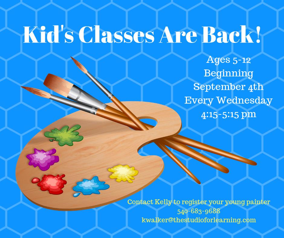 Kids Class start