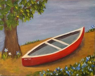 Red Canoe 2