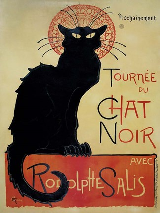 Steinlen-the-Black-Cat 2