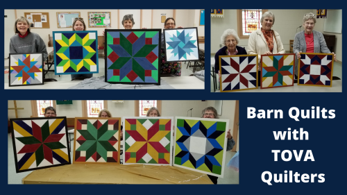 Barn Quilts TOVA