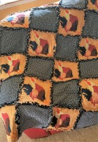Rooster Quilt 1