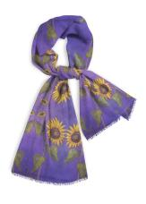Scarf Sunflower 1