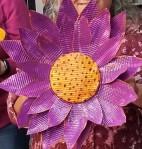 Metal Flower Gerber